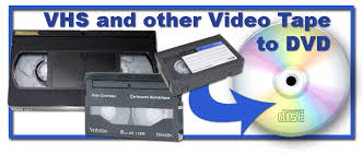 VIdeo VHS to DVD
